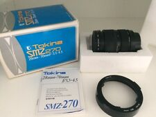 Tokina SMZ 270 28mm - 70mm f-3, 5 - 4,5 con embalaje original