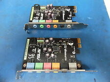 LOT OF 2 ASUS SUPREME-FX REV. 1.03GA INTERNAL SOUND CARDS