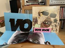 Tyler the Creator Limited Edition Igor MINT GREEN Vinyl LP w/ poster Alt Cover