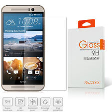 Nacodex Premium Real Tempered Glass HD Clear Screen Protector for HTC One M9