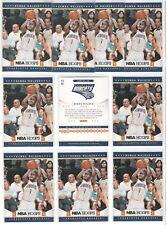 50 KEMBA WALKER 2012-13 Hoops Rookie Card RC lot #230 Charlotte Hornets All-Star