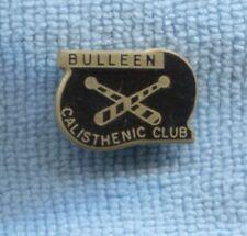 Bulleen Calisthenic Club Badge R-312