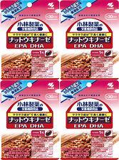 4pcs!! Kobayashi dietary supplements nattokinase EPA DHA 30 days 30 tablets