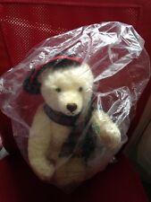 NEW ***Steiff Growler Four Seasons - Hamish Winter Bear 654459