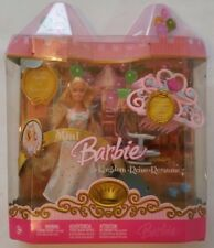 "Barbie Mini Kingdom 6"" Doll Princess Odette Swan Lake New!"