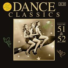 DANCE CLASSICS 51 & 52 (SHAKATAK, ALISHA, FORREST, ...) 2 CD NEU