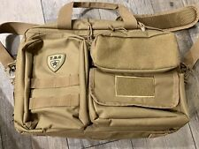 Tbg Deuce 2.0 Tactical Diaper Bag® + Baby Carrier Bundle with changing pad