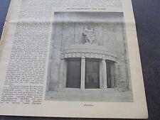 1913 baugewerkszeitung 25/Berlín kiono multicines Nollendorfplatz bella Montaña