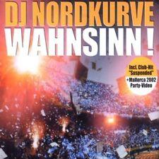 DJ Nordkurve | Single-CD | Wahnsinn! (2002)