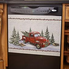 Vintage Country Kitchen Collection Dishwasher Magnet