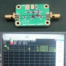 32dB 2Ghz 1-2000MHz Low Noise LNA RF Broadband Amplifier Module HF VHF UHF 6-12V
