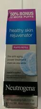 Neutrogena Healthy Skin Rejuvenator Puffs Refill 36 Puffs. New in box.