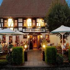 Reisegutschein Last Minute 3 Tage 2 Personen Meerane Romantik Hotel Schwanefeld