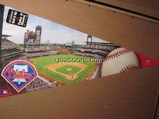 Philadelphia Phillies 17x39 Pennant Banner Flag
