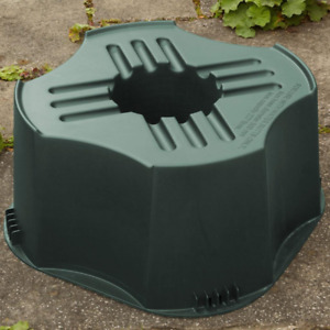 Harcostar Green Water Butt Stand - suitable for Water Butts - 114/168/227 litre