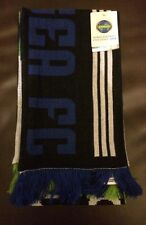 ADIDAS SEATTLE SOUNDERS FC  SOCCER FOOTBALL SCARF MLS REVERSIBLE