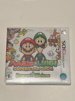 Mario and Luigi: Superstar Saga + Bowser's Minions Nintendo 3DS World Edition