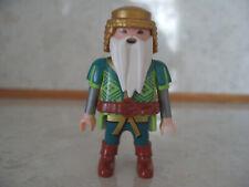 Playmobil Spare Part - Dwarf Figure from 5493 Dragon's Treasure Battle Calendar
