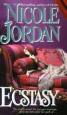 Ecstasy, Jordan, Nicole, Good Condition, Book