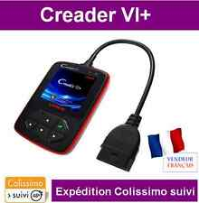 PROMO - Valise LAUNCH CREADER 6+ VI PLUS - Diagnostique AUTO MULTIMARQUES OBD2