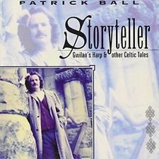 Storyteller 0013711310023 by Patrick Ball CD