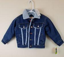 NWT Outbrook Kids Infants Jean Jacket  24months 32418-2 B6