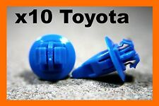 10 Toyota Land Cruiser mud guard fender flare fastener moulding clip