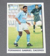 60 CACERES ARGENTINA CELTA VIGO LIGA PANINI SUPER FOOTBALL 99 1998-1999