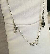 long Collier sautoir cravate masque et menottes inspiré de 50 nuance de Grey