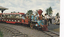 Miniature Train , Upper Canada Village , MORRISBURG , Ontario , Canada , 50-60s