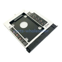 2nd HDD SSD Hard Drive Caddy bay for Lenovo 310-14 110-14 ISK IKB with Faceplate