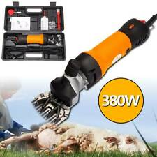 Ridgeyard Goat Sheep Shears Clipper Animal Fur Shearing Electric Farm Supplies