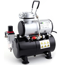 Airbrush Mini Compressor With 3l Air Reservoir Fengda Fd-186