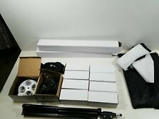 Lighting Kit 1600W Photography Continuous Studio Lights Equipment