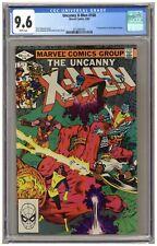 Uncanny X-Men 160 (CGC 9.6) 1st appearance of adult Illyana; Marvel; 1982 (6798)