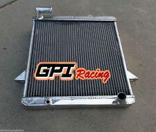 62MM 3 core aluminum radiator for Triumph TR6 1975 1976