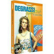 "DVD ""Degrassi Junior High : Les Années Collège - Saison 2 - 2 DVD"