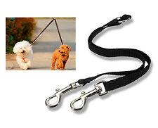 Koppel Leine für 2 Hunde Koppelleine Verbindungsleine Doppelleine neu