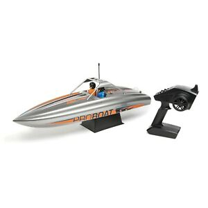 "23"" River Jet Boat Deep V Self Righting Ready-to-Run Pro Boat RC PRB08025"