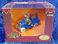 Corgi Fozzy Bear Truck Collectable Figurine (Muppet Show 25 Years)