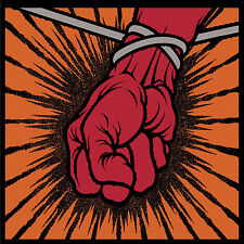 Metallica - St. Anger NEW SEALED 2 LP set! Gatefold - Classic Metal!