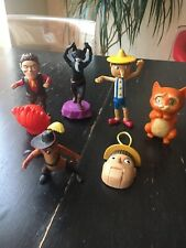 Mc Donalds Happy Meal Toys Shrek Mixed Collection 5 Figures 1 Extra Not From Mc