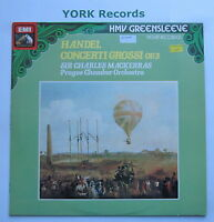 ESD 7089 - HANDEL - Concerti Grossi Op 3 MACKERRAS Prague CO - Ex Con LP Record