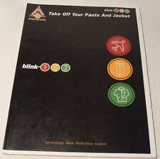 Blink-182 - Take Off Your Pants and Jacket, Guitar Music Book with Guitar Tab