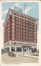 Muskogee, OKLAHOMA - Hotel Severs - ARCHITECTURE