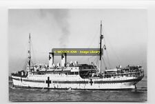 rp01465 - French Hospital Ship Liner - Canada - photo 6x4