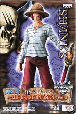 Banpresto One Piece DX The Grandline Men Vol.0 Shanks Figure 100% Original