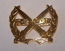 Italy Rome Roman Eagle Cohort Ceasar Legion Army War Pax SPQR Sword Award Pin V