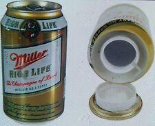 Miller Beer Can Diversion Safe Hidden Home Security Secret Compartment Hide Cash