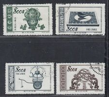 China 1953 - Used stamps. Mi nr.: 223-A225. (De) Mv-2435